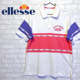 エレッセ(ellesse)の【ellesse】エレッセ ポロシャツ ☆Mサイズ☆(ポロシャツ)