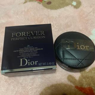 ディオール(Dior)のDior  スキン フォーエヴァー クッション(ファンデーション)