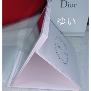 Dior - ディオール ノベルティ ミラー 限定品 非売品 鏡 新品未使用