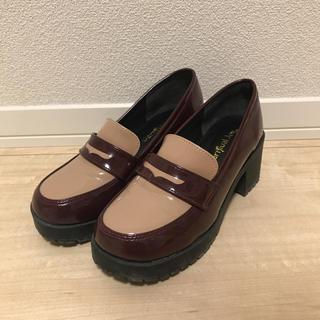 Carnival Joy エナメルローファー(ローファー/革靴)
