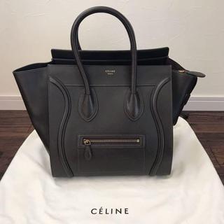 celine - CELINE セリーヌ ラゲージ ミニ