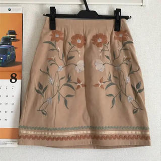 マーキュリーデュオ(MERCURYDUO)のMERCURYDUO スカート(ミニスカート)