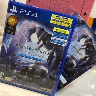 PlayStation4 - モンスターハンターワールド アイスボーン PS4 ソフト 新品未使用