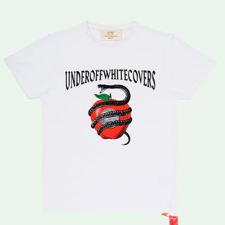 アンダーカバー(UNDERCOVER)のアンダーカバー オフホワイト コラボTシャツ(Tシャツ/カットソー(半袖/袖なし))