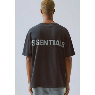 FEAR OF GOD - 【新品未開封 S】FEAR OF GOD ESSENTIALS TEE Tシャツ