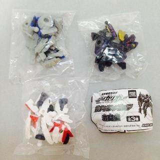 新幹線変形ロボ シンカリオン ガチャフィギュア 激闘編 全3種(キャラクターグッズ)