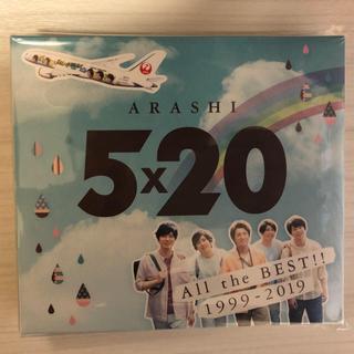 嵐 - 嵐 JAL 5×20