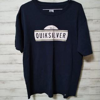 クイックシルバー(QUIKSILVER)のQuicksilver Tシャツ ビッグシルエット クイックシルバー(Tシャツ/カットソー(半袖/袖なし))