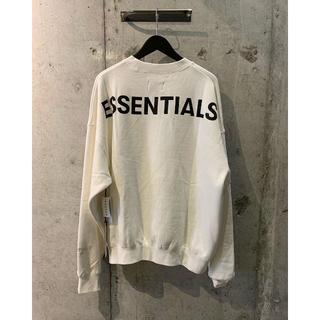 FEAR OF GOD - FOG Essentials pullover hoodies