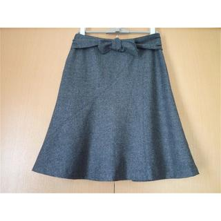 ニジュウサンク(23区)のCOUP DE CHANCE(クードシャンス)☆可愛らしいスカート(ひざ丈スカート)