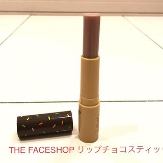 ザフェイスショップ(THE FACE SHOP)のTHE FACESHOP リップ チョコスティック CACAO CHOCO(口紅)