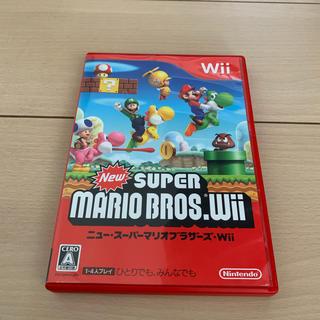 Wii - ニュー・スーパーマリオブラザーズ・Wii