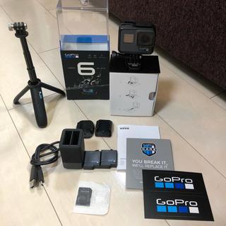 GoPro - GoPro  HERO 6 BLACK