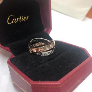 カルティエ(Cartier)の☆超人気新品美品Cartierカルティエリング(指輪)(リング(指輪))