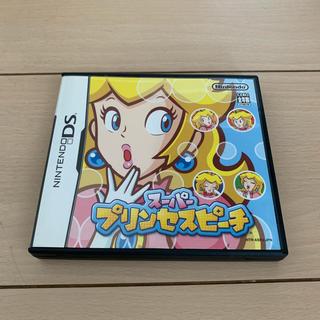 ニンテンドーDS - スーパープリンセスピーチ DS