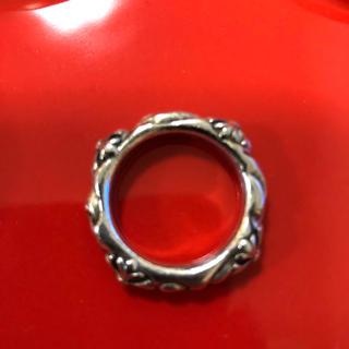 クロムハーツ(Chrome Hearts)のクロムハーツ スクロールSBTリング 内径20ミリ(リング(指輪))