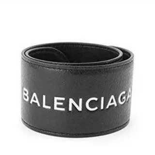 バレンシアガ(Balenciaga)の【即日発送】BALENCIAGA ブレスレット バングル サイクルブレス(バングル/リストバンド)