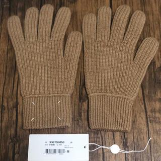 Maison Martin Margiela - マルジェラ 新品 ニット グローブ 手袋