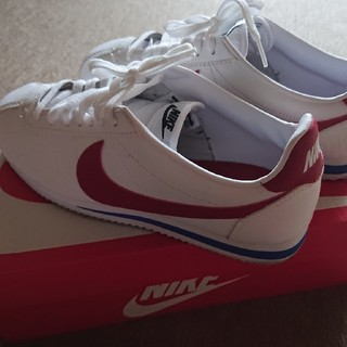 NIKE - ナイキ CORTEZ LEAHER