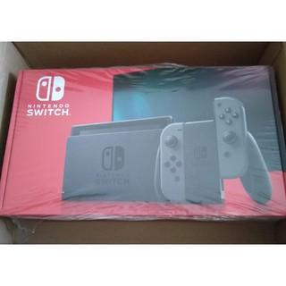 Nintendo Switch - 新型 ニンテンドー スイッチ グレー