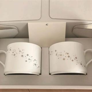 ヨンドシー(4℃)の4℃ マグカップセット新品(グラス/カップ)