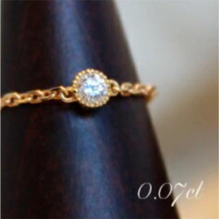 ダイヤの指輪リング(リング(指輪))