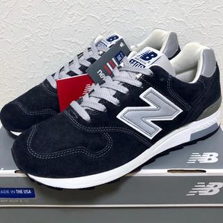 New Balance - USA製✨M1400NV 27cm ニューバランス ネイビー