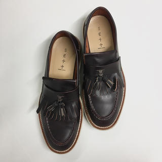 MOUNTAIN RESEARCH - SETT タッセルローファー RESEARCH マウンテンリサーチ 革靴
