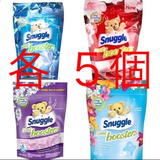 スナッグル(Snuggle)のスナッグル セントブースター 20 個(洗剤/柔軟剤)