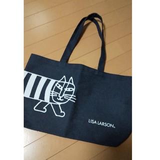 Lisa Larson - リサラーソン 新品 デニムトートバッグ