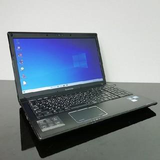 レノボ(Lenovo)の№297.送料無料!Lenovo ノートPC 4GB 320GB(ノートPC)