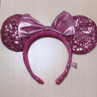 Disney - ディズニー♥︎スパンコールカチューシャ