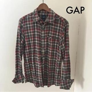 ギャップ(GAP)のGAPギャップの長袖シャツ/チェックシャツ(シャツ)