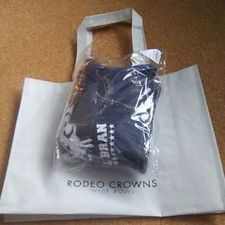 ロデオクラウンズ(RODEO CROWNS)の【未開封】ノベルティー rodeo crowns ロデオクラウンズ (ノベルティグッズ)
