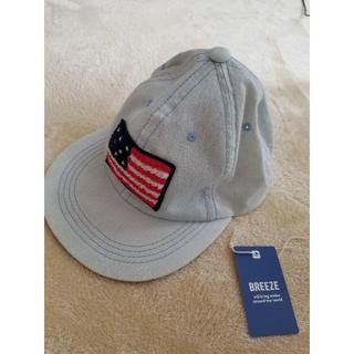 ブリーズ(BREEZE)の値下げ 美品 BREEZE ブリーズ キャップ 帽子 56 57 58(帽子)
