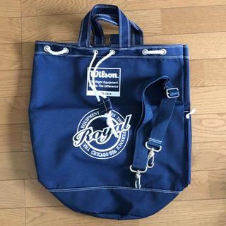 wilson - ウィルソン☆トートバッグ