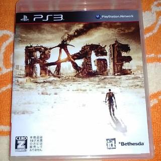 PlayStation3 - PS3 RAGE