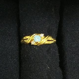 ジュエリーツツミ(JEWELRY TSUTSUMI)のK18 リング(リング(指輪))