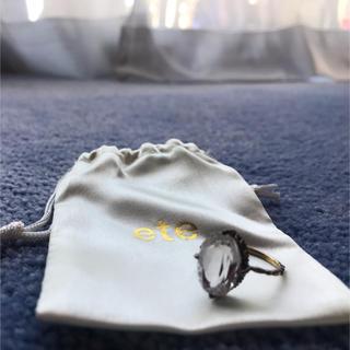エテ(ete)のete リング(リング(指輪))