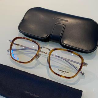 サンローラン(Saint Laurent)の即購入○ 新品 正規 サンローラン メガネ 眼鏡(サングラス/メガネ)