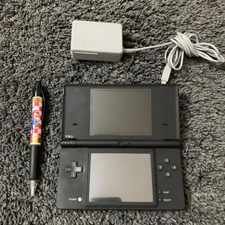 ニンテンドーDS - Nintendo DSi ニンテンドー 任天堂 ブラック マリオのタッチペン