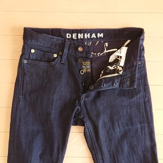 デンハム(DENHAM)のデンハム DENHAM RAZOR GRTVS W28(デニム/ジーンズ)