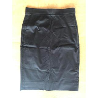 ドゥロワー(Drawer)のドゥロワー   タイトスカート  黒(ひざ丈スカート)