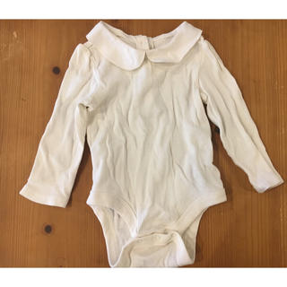 babyGAP - baby gap 襟リブボディシャツ  ロンパース