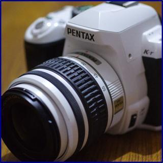 PENTAX - AUTOが便利 PENTAXの入門機 K-r