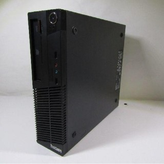 レノボ(Lenovo)のセットSSD128GB搭載!Lenovo M72e i5 第3世代 メモリ8GB(デスクトップ型PC)