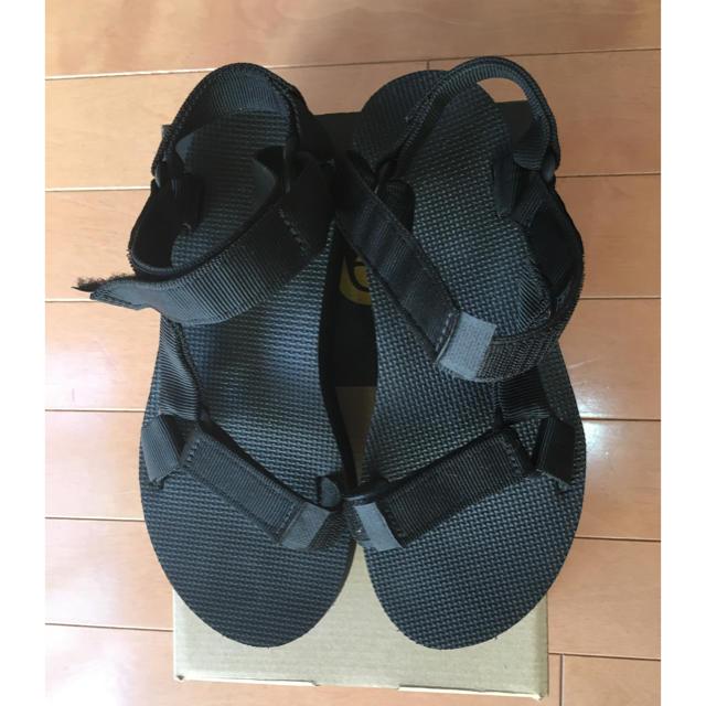 Teva(テバ)の【美品】TEVA テバ プラットフォームサンダル レディースの靴/シューズ(サンダル)の商品写真