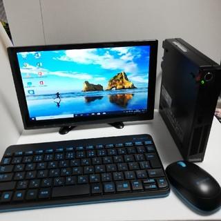 レノボ(Lenovo)のLenovo  ThinkCemtre M92P Tiny(デスクトップ型PC)