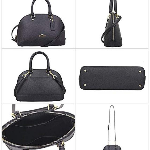 COACH(コーチ)のコーチ バック 黒  レディースのバッグ(ショルダーバッグ)の商品写真