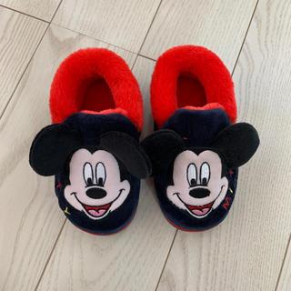 Disney - Disney 室内靴 スリッパ